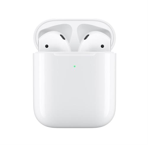 Apple AirPods 2019 traadloest opladningsetui uden abonnement