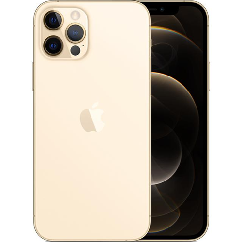 Apple iPhone 12 Pro 5G (512GB/Gold) uden abonnement