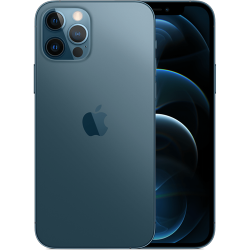 Apple iPhone 12 Pro 5G (512GB/Pacific Blue) uden abonnement