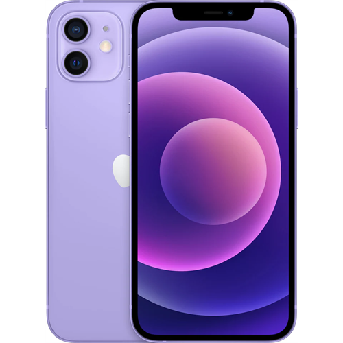 Apple iPhone 12 5G (128GB/Purple) uden abonnement