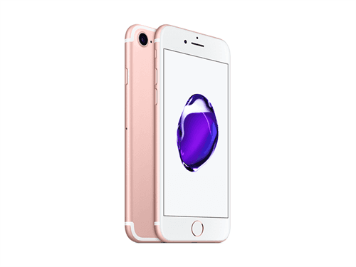 Apple iPhone 7 128GB (Rose Gold) uden abonnement
