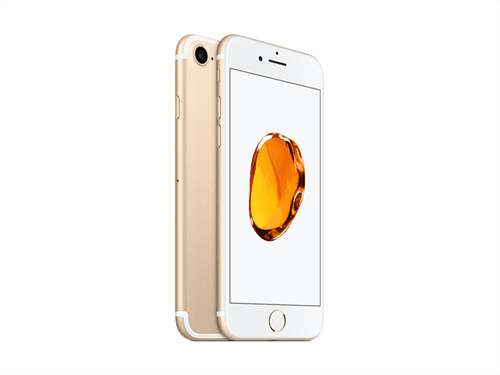 Apple iPhone 7 128GB (Gold) uden abonnement