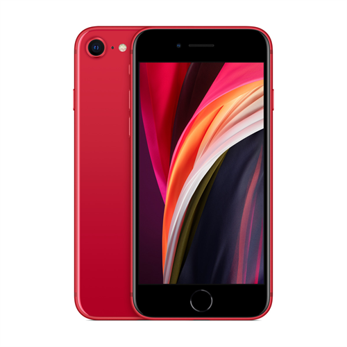 Apple iPhone SE - 2nd Generation (256GB/Red) uden abonnement