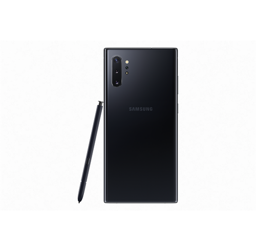 Samsung Galaxy Note 10+ Dual Sim N975 (256GB/Aura Black) uden abonnement