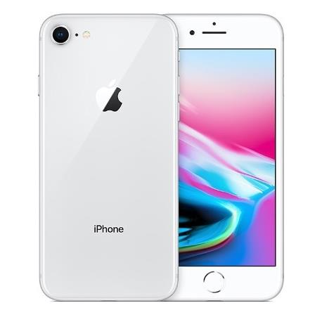 Apple iPhone 8 (64GB/Silver) uden abonnement