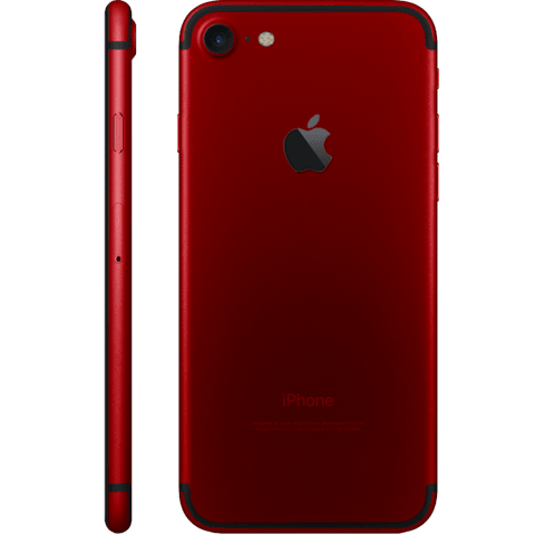 Apple iPhone 7 128GB (Red) uden abonnement