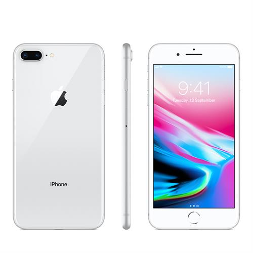 Apple iPhone 8 Plus (256GB/Silver) uden abonnement