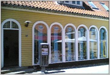 Salgsbutikken Djalma Lunds Gaard